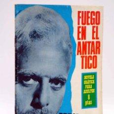 Comics - ESPIONAJE 37. FUEGO EN EL ANTÁRTICO (Salvador Dulcet / Antonio Borrell) Toray, 1966 - 139394654
