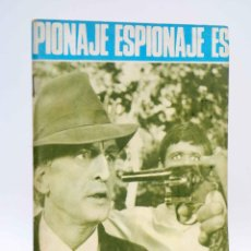 Comics - ESPIONAJE 56. MUERTE BAJO CERO (Alex Simmons / Jesús Durán) Toray, 1967 - 139394674