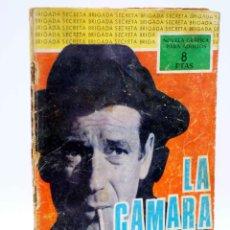 Tebeos: BRIGADA SECRETA 157. LA CÁMARA DE GAS (M.V. RODOREDA / R. CORTIELLA) TORAY, 1966. Lote 139394730