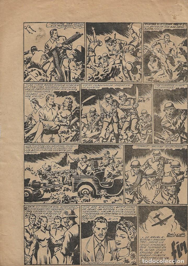 Tebeos: El Diablo de los Mares, Año 1.947 Colección Completa son 68 Tebeos + Almanaque 1948 de Ferrando. - Foto 5 - 139805446