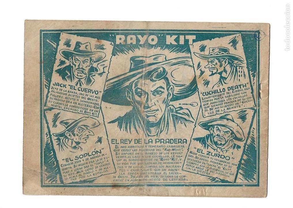 Tebeos: El Diablo de los Mares, Año 1.947 Colección Completa son 68 Tebeos + Almanaque 1948 de Ferrando. - Foto 15 - 139805446