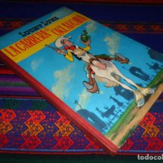 Tebeos: LUCKY LUKE LA CARRERA DE OKLAHOMA SEGUNDA 2ª EDICIÓN 1969. TORAY.. Lote 139821386