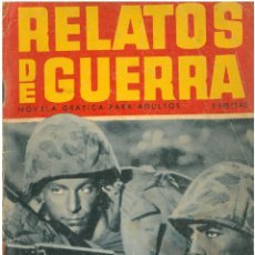 Tebeos: RELATOS DE GUERRA Nº 114. TORAY . C-30. Lote 139822758