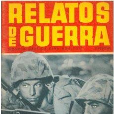 Tebeos: RELATOS DE GUERRA Nº 114. TORAY . C-30. Lote 139822798