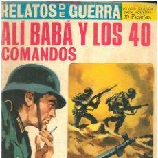 Tebeos: RELATOS DE GUERRA Nº 129. TORAY . C-30. Lote 139823018