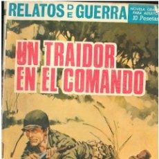 Tebeos: RELATOS DE GUERRA Nº 132. TORAY . C-30. Lote 139823082