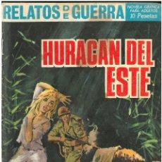 Tebeos: RELATOS DE GUERRA Nº 133. TORAY . C-30. Lote 139823126