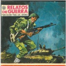 Tebeos: RELATOS DE GUERRA Nº 139. TORAY . C-30. Lote 139823274