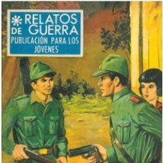 Tebeos: RELATOS DE GUERRA Nº 156. TORAY . C-30. Lote 139824186