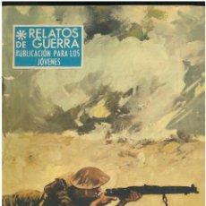 Tebeos: RELATOS DE GUERRA Nº 165. TORAY . C-30. Lote 139824374