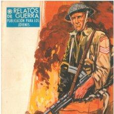 Tebeos: RELATOS DE GUERRA Nº 168. TORAY . C-30. Lote 139824454