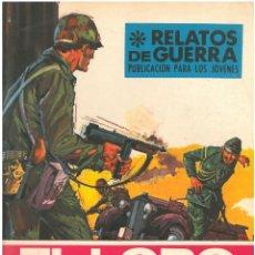 Tebeos: RELATOS DE GUERRA Nº 178. TORAY . C-30. Lote 139849522