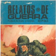 Tebeos: RELATOS DE GUERRA Nº 193. TORAY . C-30. Lote 139914410