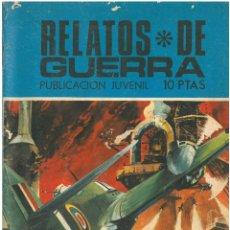 Tebeos: RELATOS DE GUERRA Nº 194. TORAY . C-30. Lote 139914498