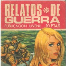 Tebeos: RELATOS DE GUERRA Nº 195. TORAY . C-30. Lote 139914574
