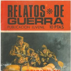 Tebeos: RELATOS DE GUERRA Nº 199. TORAY . C-30. Lote 139914626