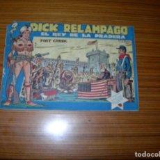 Tebeos: DICK RELAMPAGO Nº 21 EDITA TORAY . Lote 140071398