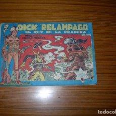 Tebeos: DICK RELAMPAGO Nº 20 EDITA TORAY . Lote 140071502
