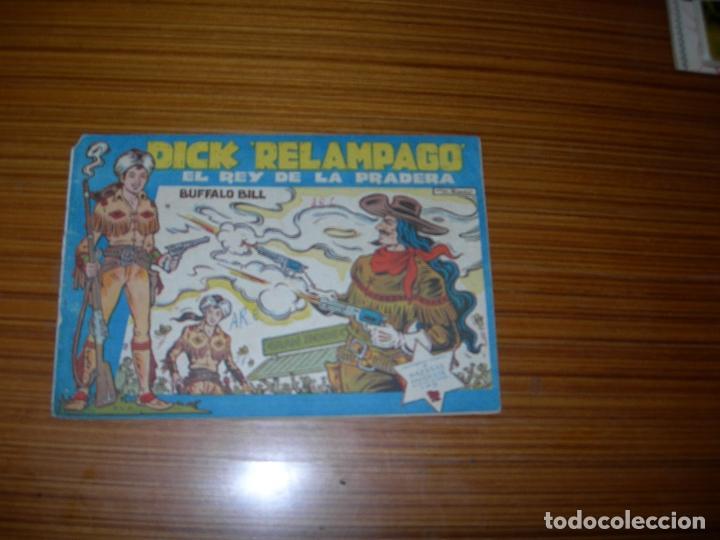 DICK RELAMPAGO Nº 14 EDITA TORAY (Tebeos y Comics - Toray - Dick Relampago)