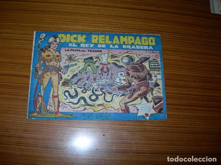 DICK RELAMPAGO Nº 13 EDITA TORAY (Tebeos y Comics - Toray - Dick Relampago)