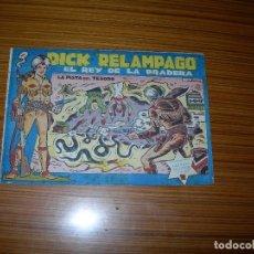 Tebeos: DICK RELAMPAGO Nº 13 EDITA TORAY . Lote 140072914