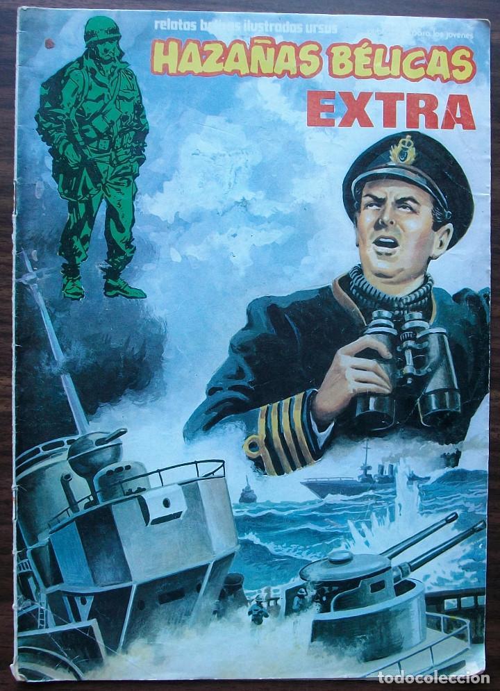 HAZAÑAS BELICAS EXTRA. Nº 38, AÑO 1979 (Tebeos y Comics - Toray - Hazañas Bélicas)