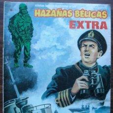 Tebeos: HAZAÑAS BELICAS EXTRA. Nº 38, AÑO 1979. Lote 140181930