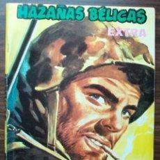 Tebeos: HAZAÑAS BELICAS EXTRA. HEROES DE BARRO. Nº 20. Lote 140182846