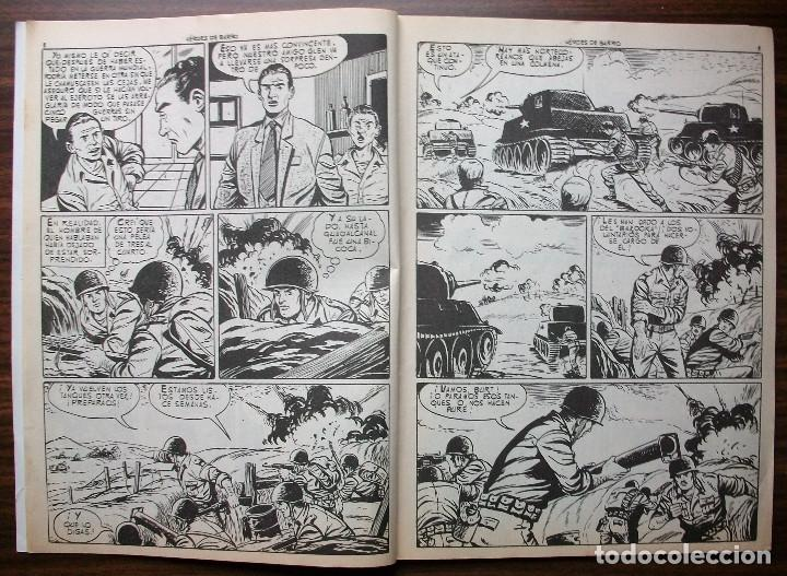 Tebeos: HAZAÑAS BELICAS EXTRA. HEROES DE BARRO. Nº 20 - Foto 2 - 140182846