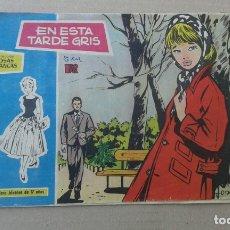 Tebeos: COLECCIÓN ROSAS BLANCAS. EN ESTA TARDE GRIS Nº 300. Lote 139887434