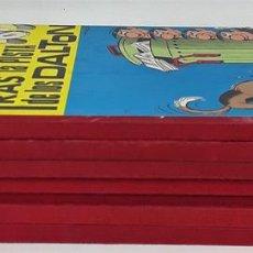 Tebeos: LUCKY LUKE. 7 EJEMPLARES. EDICIONES TORAY. BARCELONA. 1963/69.. Lote 140394662