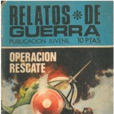 Tebeos: RELATOS DE GUERRA Nº 202. TORAY . C-30. Lote 140436678