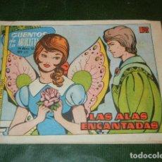 Tebeos: CUENTOS DE LA ABUELITA 333 - LAS ALAS ENCANTADAS - ED.TORAY. Lote 140621274