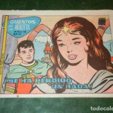 Tebeos: CUENTOS DE LA ABUELITA 353 - SE HA PERDIDO UN HADA - ED.TORAY. Lote 140621738