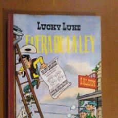 Tebeos: LUCKY LUKE * FUERA DE LA LEY * PRIMERA EDICION 1963 * TORAY. Lote 141453314