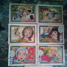 Tebeos: COMICS DE GRACIELA EDICIONES TORAY . Lote 141471654