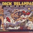 Tebeos: TORAY - DICK RELAMPAGO EL REY DE LA PRADERA - NÚMERO 62 TRAS LAS HUELLAS. Lote 141912602