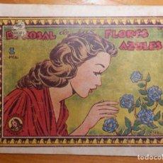 Tebeos: TEBEO-COMIC P/ NIÑAS - REVISTA JUVENIL FEMENINA AZUCENA - EL ROSAL DE LAS FLORES AZUL - Nº 288. Lote 142113150