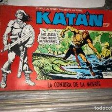 Tebeos: KATÁN. LA CONJURA DE LA MUERTE. Nº 8. URSUS EDICIONES. AÑO 1980. Lote 142186154
