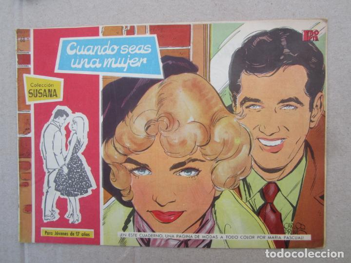 COLECCION SUSANA , N. 68 , CUANDO SEAS UNA MUJER , TORAY (Tebeos y Comics - Toray - Susana)