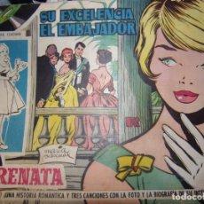 Tebeos - SERENATA -REVISTA JUVENIL FEMENINA-- SU EXCELENCIA EL EMBAJADOR - 142212674