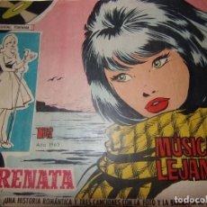 Tebeos - SERENATA -REVISTA JUVENIL FEMENINA- NÚM 259 Año 1965 -MÚSICA LEJANA - 142212794