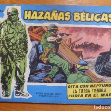 Tebeos: COMIC - TEBEO - HAZAÑAS BÉLICAS - NÚMERO EXTRA 91 - CITA CON NEPTUNO - TORAY. Lote 142214334