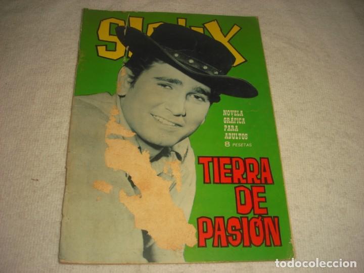 SIOUX Nº 31. TIERRA DE PASION. (Tebeos y Comics - Toray - Sioux)