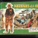 Tebeos: HAZAÑAS DEL OESTE SERIE VERDE AÑO 1959 COLECCIÓN COMPLETA SON 44 TEBEOS ORIGINALES EDITORIAL TORAY. Lote 142492862