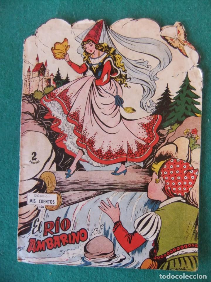 MIS CUENTOS Nº 128 EL RIO AMBARINO EDICIONES TORAY (Tebeos y Comics - Toray - Otros)