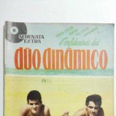 Tebeos: CONFIDENCIAS DEL DUO DINAMICO, SERENATA EXTRA, Nº 13. Lote 143054414