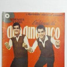 Tebeos: CONFIDENCIAS DEL DUO DINAMICO, SERENATA EXTRA, Nº 14. Lote 143054434