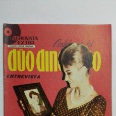 Tebeos: CONFIDENCIAS DEL DUO DINAMICO, SERENATA EXTRA, Nº 16. Lote 143054546