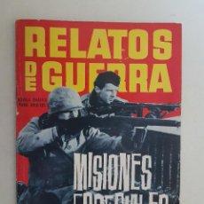 Tebeos: RELATOS DE GUERRA, Nº 45. TORAY. EST.. Lote 143200410